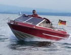 Saphir 560 mit Bodenseezulassung inkl. Bootstrailer