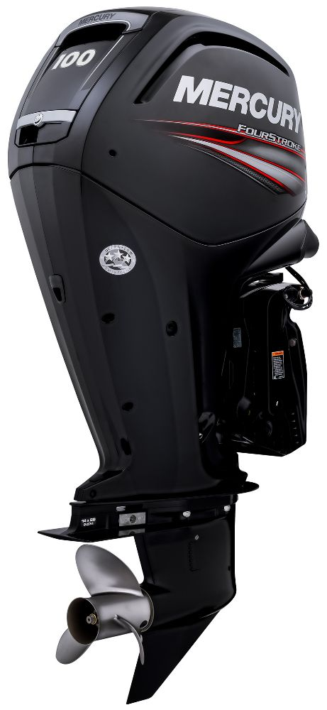 100HP FourStroke_3qtr_Stbd_Aft