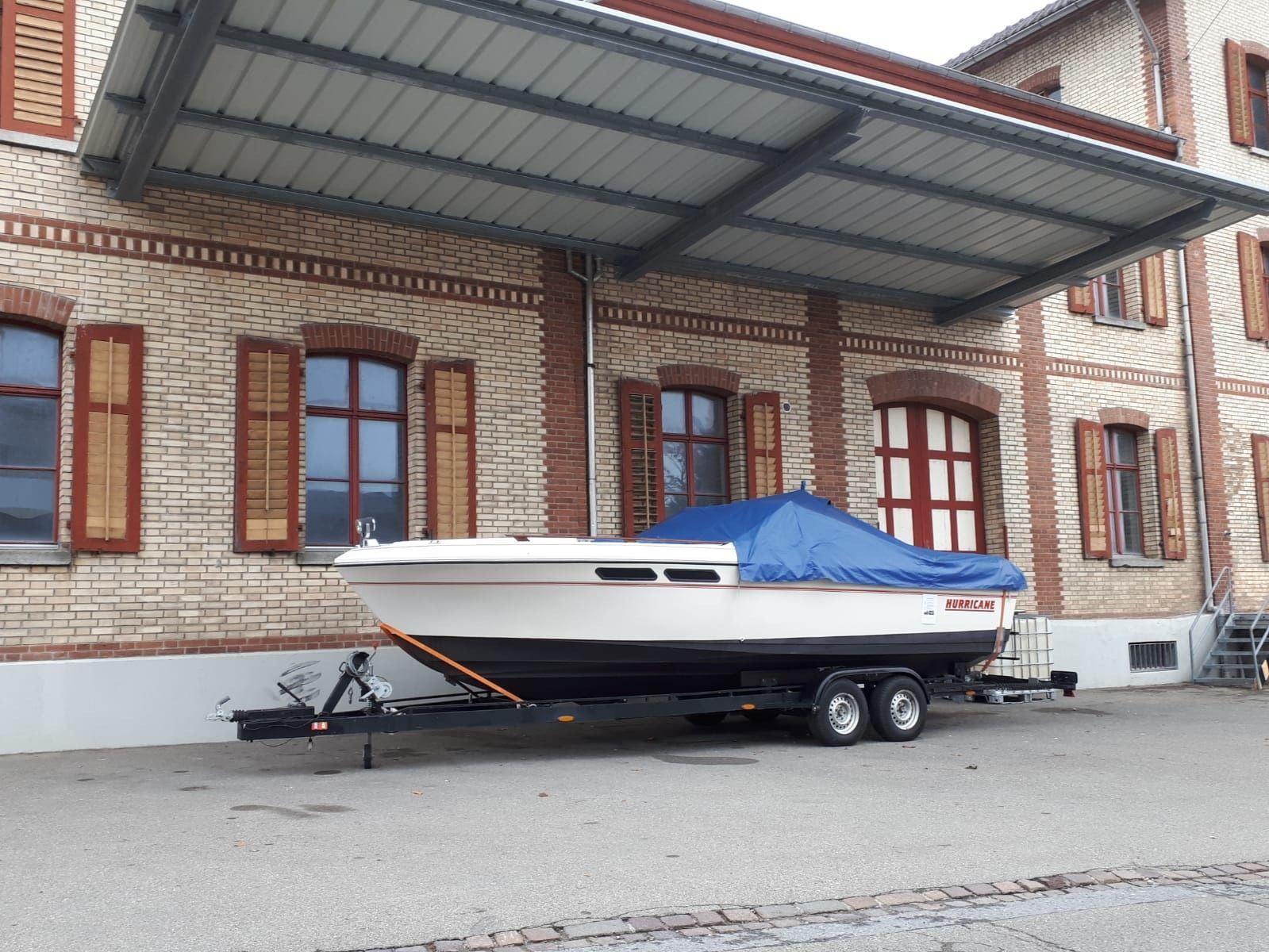 Boot4 Anhänger