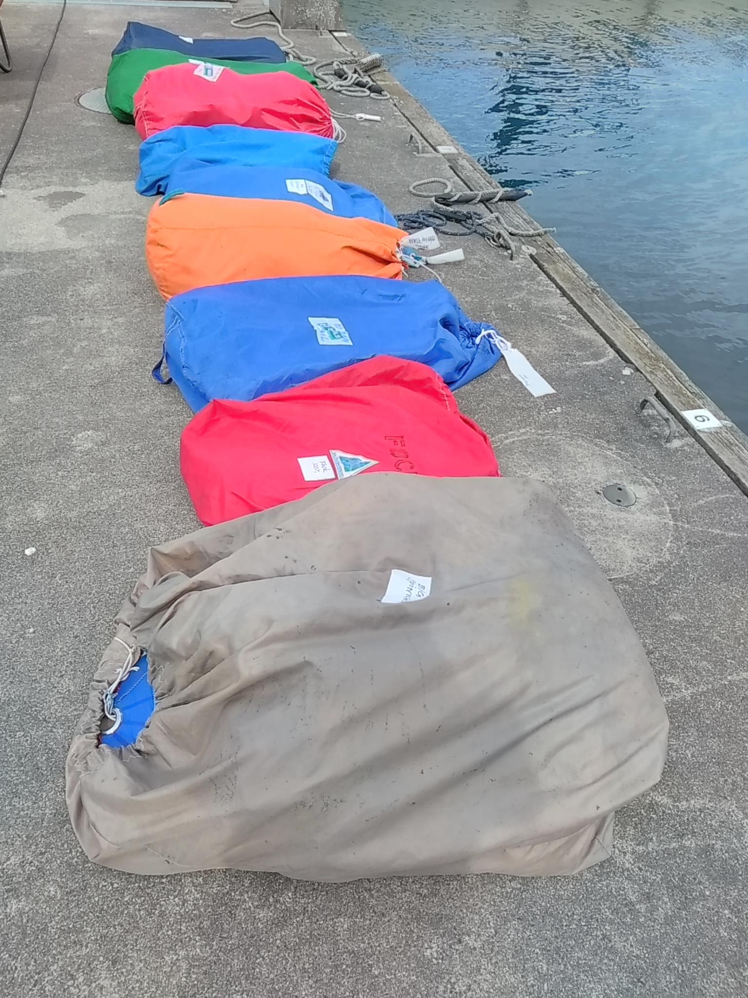 sail packets