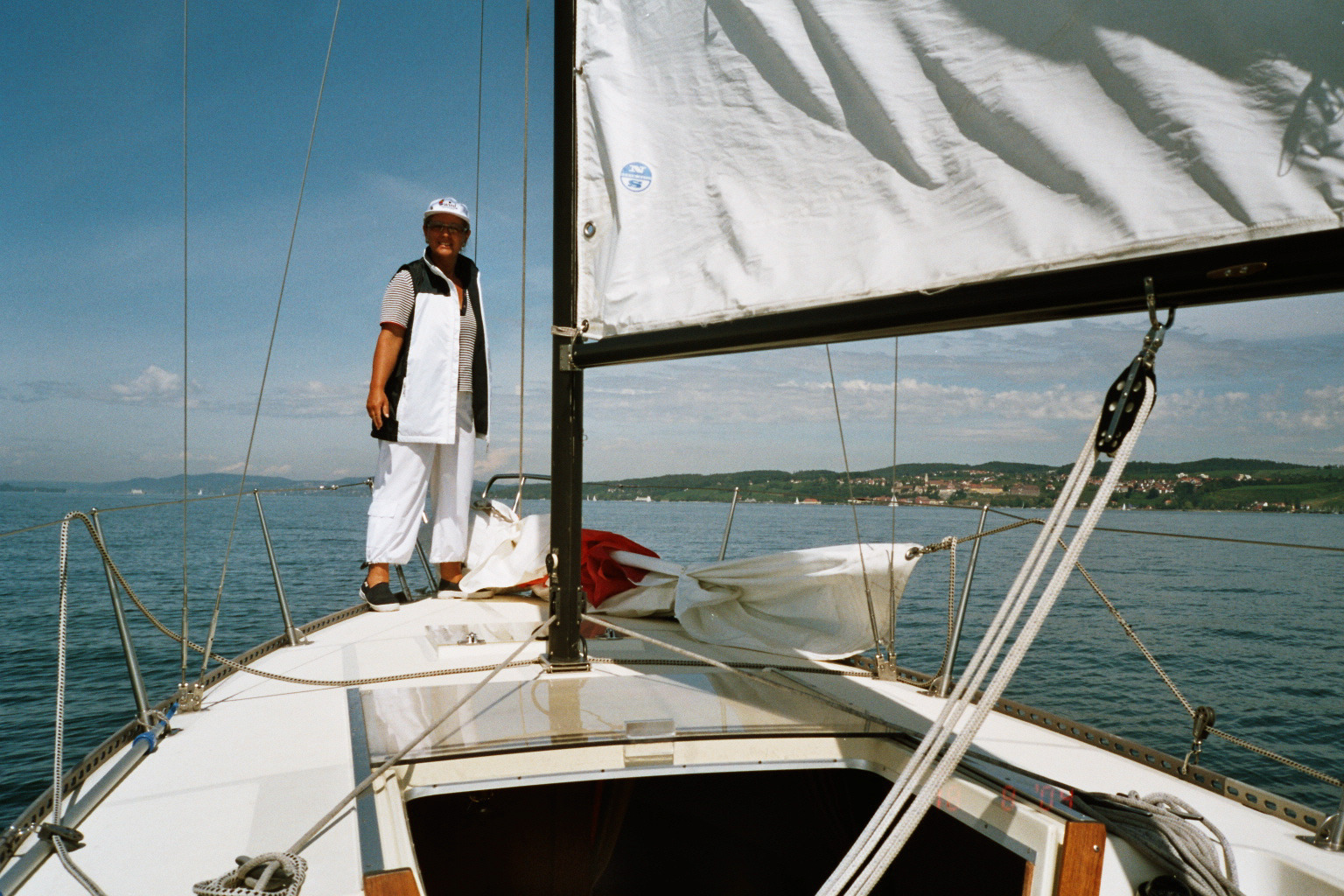Boot im Wasser